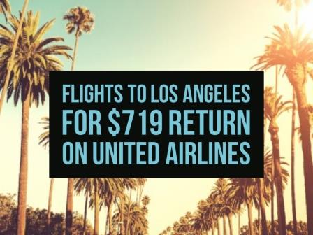 Cheap Flights Los Angeles - Erika's Travel Tips