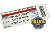 United Billion Miles Giveaway - Erika's Travel Tips
