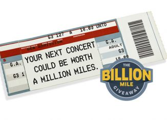 United Billion Miles Giveaway - Erika's Travel Tips