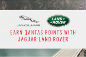 Qantas Jaguar - Erikas Travel Tips