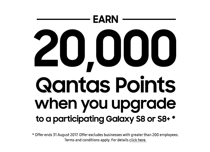 Samsung Qantas Points - Erikas Travel Tips